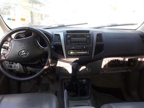 sucata hilux srv cd 4x4 3.0 motor câmbio bancos airbag rodas