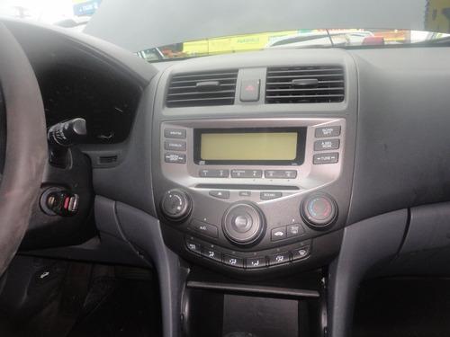 sucata honda accord lx 2.0 aut, 2006 air bag motor cambio