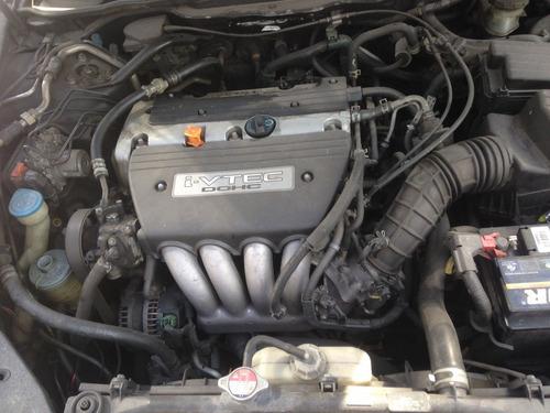 sucata honda accord lx 2.0 motor câmbio portas airbag bancos