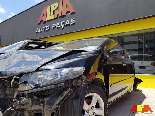 sucata honda city 1.5 16v manual 2012 flex
