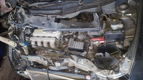 sucata honda city 2011 1.5 completo - retirada de peças