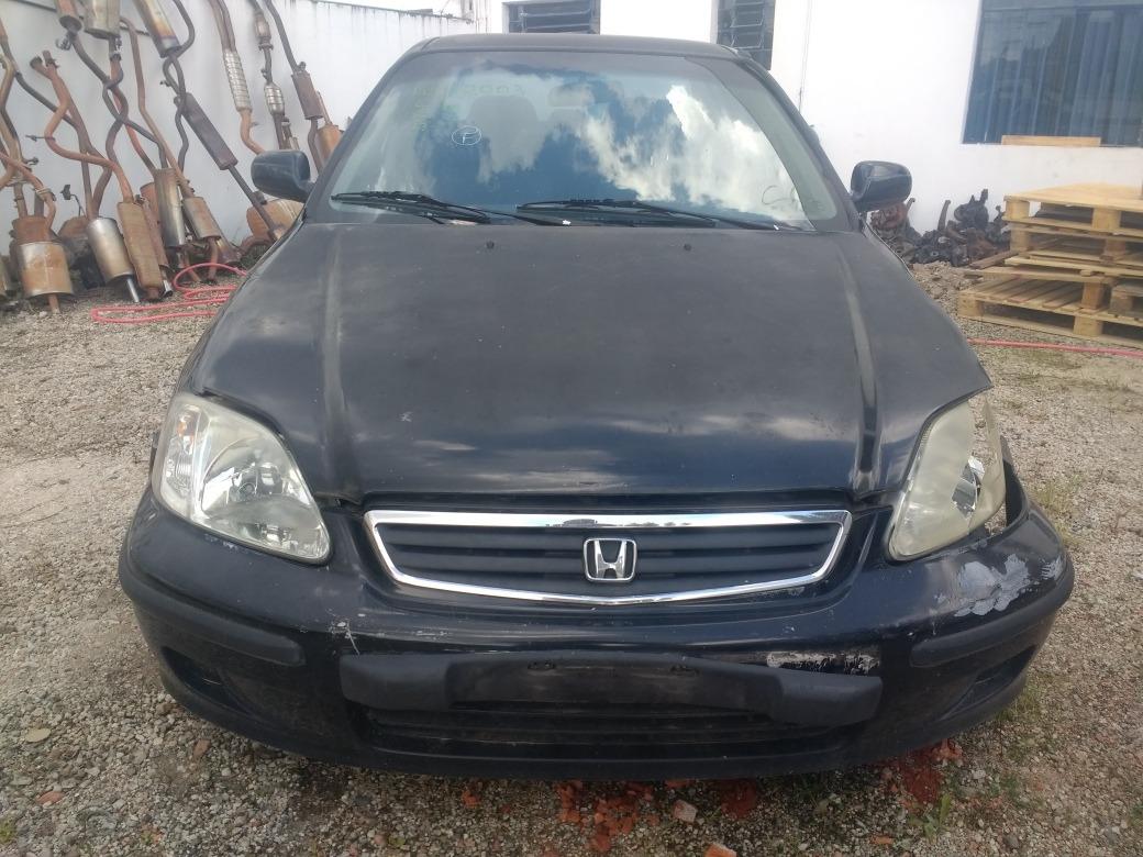 Sucata Honda Civic Ex 1.6 1999 / 1999. Carregando Zoom.