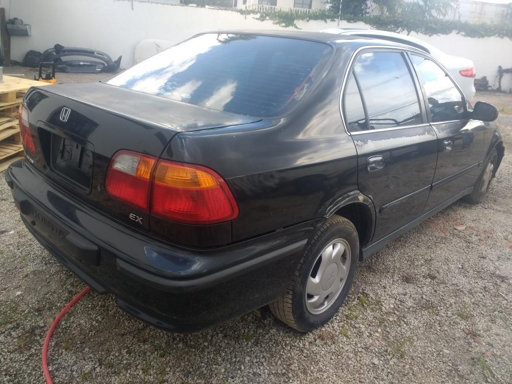 Charming Sucata Honda Civic Ex 16 1999   Retirada De Peças. Carregando Zoom.