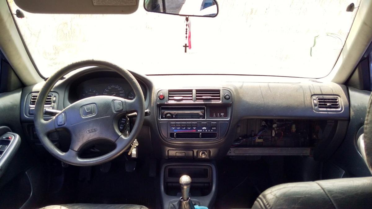 Sucata Honda Civic Ex 1.6 Manual 98 Para Retirada De Peças. Carregando Zoom.