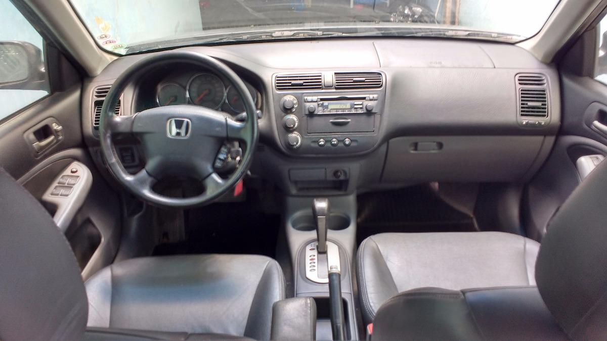 Sucata Honda Civic Ex Ano 2004. Carregando Zoom.