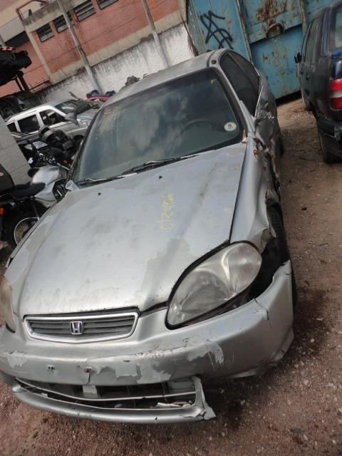 Sucata Honda Civic Lx 1.6 1998 Retirada De Peças