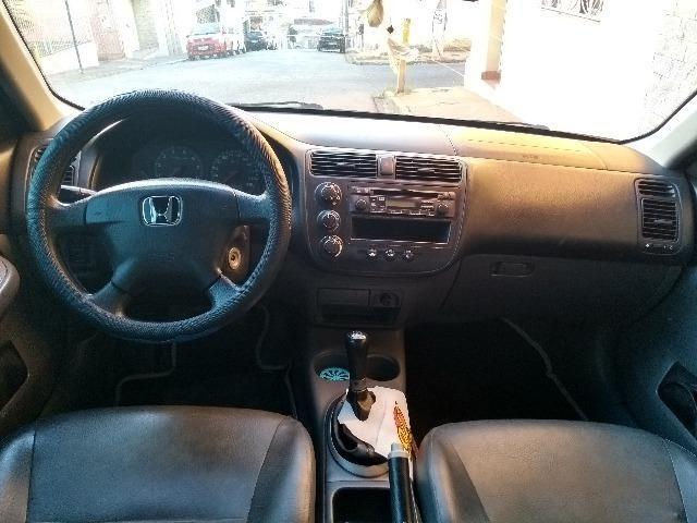 Sucata Honda Civic Lx 2003 Para Retirada De Peças