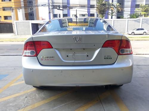 sucata honda civic lxl 1.8 16v 2011 automático