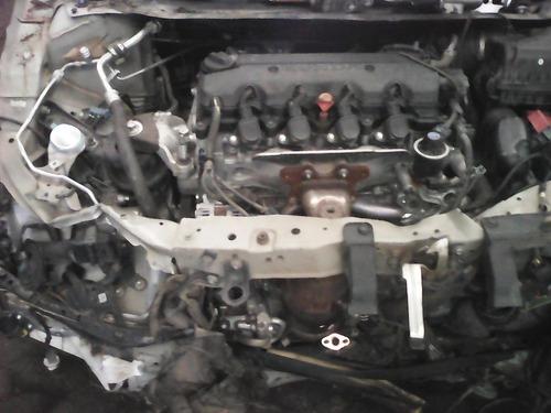 sucata honda civic lxr 2015 motor câmbio peças acessórios