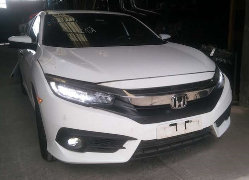 sucata honda civic touring 2017 173cv
