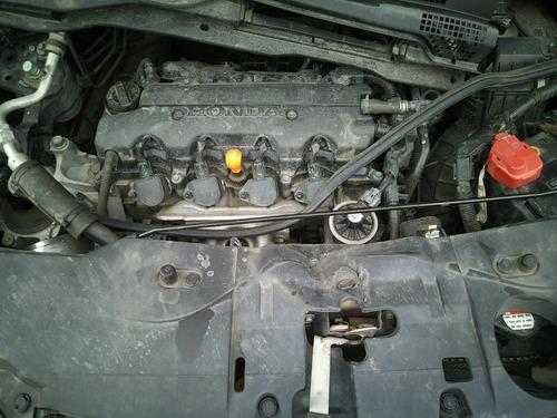 sucata honda cr-v exl 2.0 - 4x4- 2009/2009- preta- gasolina