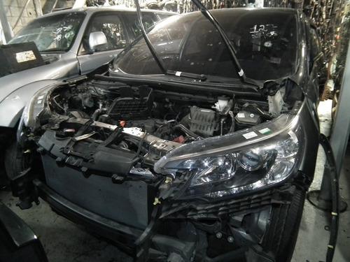 sucata honda crv 2013 motor câmbio peças