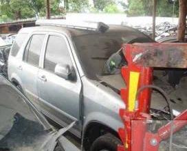 sucata honda crv lx 2003 gasolina retirada de peças