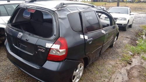 sucata honda fit 2005 1.4 manual gasolina - rs peças