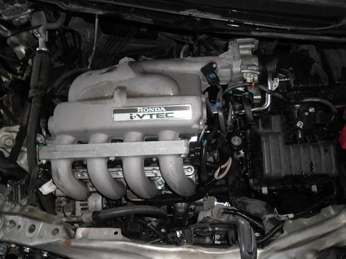 sucata honda fit 2009 1.4 manual pra tirar peças motor cambi