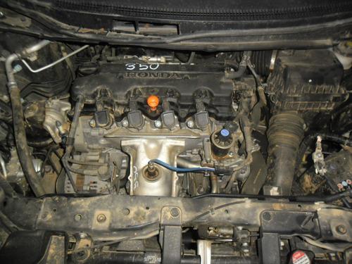 sucata honda new civic lxl 2013/2014  motor lataria cambio