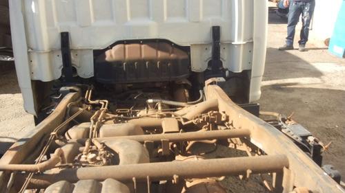 sucata hr 2.5 16v  6 m, peças motor cambio diferencial rodas