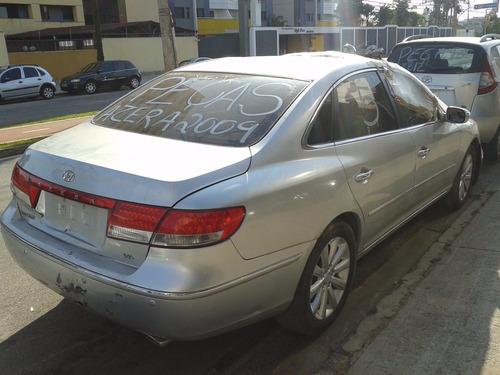 sucata huyundai azera v6 2009