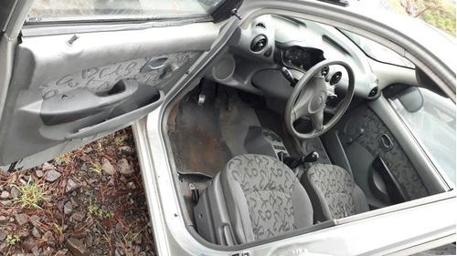 sucata hyundai atos prime 1.0 gasolina 2001 rs caí peças