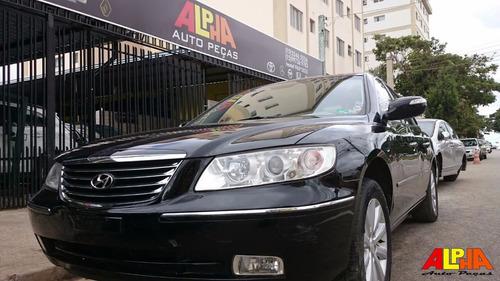 sucata hyundai azera 3.3 16v v6 2009 gasolina