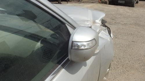 sucata hyundai azera 3.3 aut 2010 motor cambio lataria peça