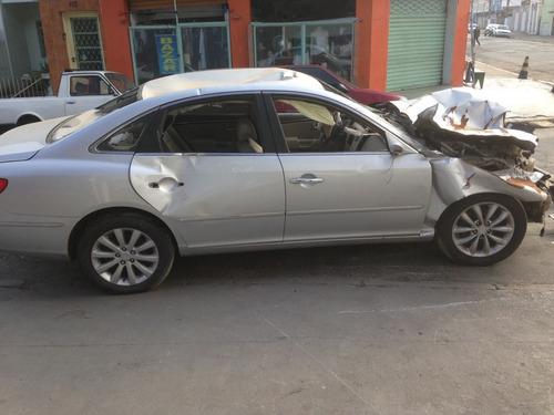 sucata hyundai azera 3.3 motor câmbio rodas bancos portas