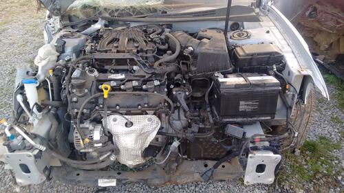 sucata hyundai azera 3.3 v6 2011 gasolina - rs peças