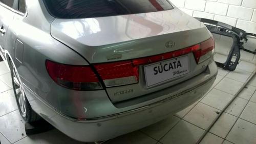 sucata hyundai   azera automático 6 cilindros 2009