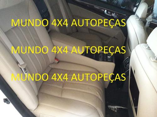 sucata hyundai equus vs460 v8 4.6 2013 motor cambio e peças