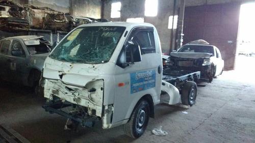 sucata hyundai hr 2.5 diesel 2010 p/retirada de peças