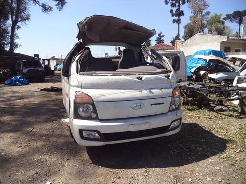 sucata hyundai hr 2.5 tci diesel 2015 c/ 697 km rodado