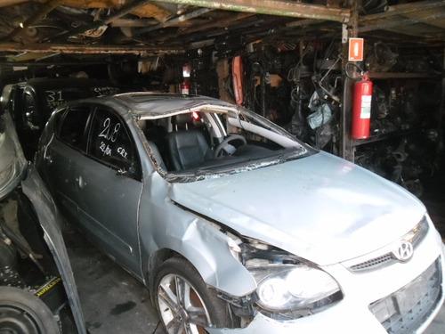 sucata hyundai i30 2.0 16v aut.2011 pra tirar peças motor