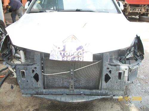sucata hyundai i30 2.0 2010 peças motor cambio lataria