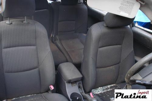 sucata hyundai i30 2009 peças motor câmbio suspensão portas