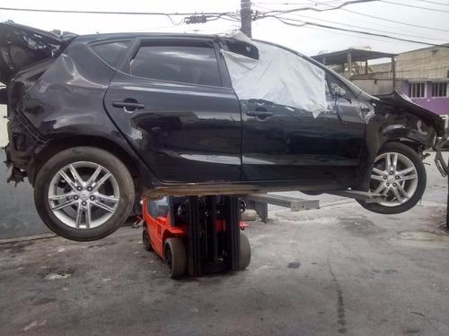 sucata hyundai i30 hatch 2011 mecanico para retirada de peça