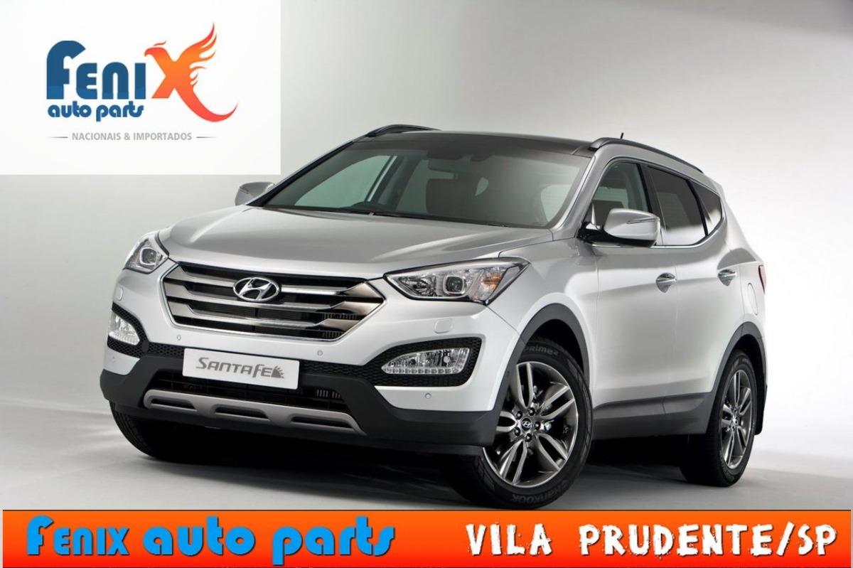 Sucata Hyundai Santa Fé   2014   2015   Capo Farol Airbag. Carregando Zoom.