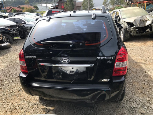 sucata hyundai tucson 2010 v6 automatica - rs auto peças