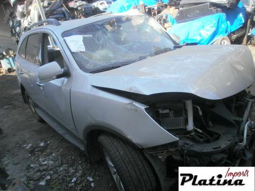 sucata hyundai vera cruz 2010 para retirada de peças