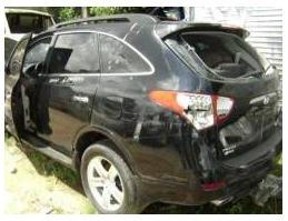 sucata hyundai vera cruz aut 2010 retirada de peças