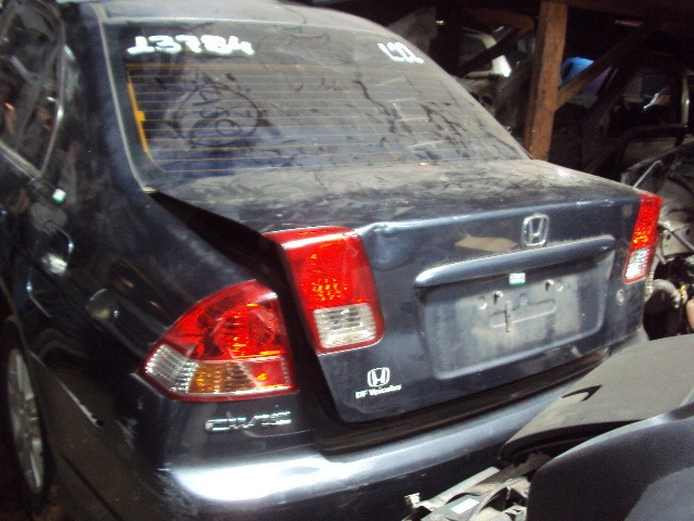 Sucata Inteira Honda Civic Lx 2004 Para Retirada De Peças