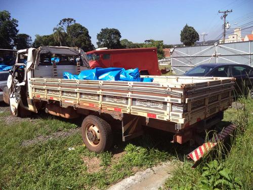 sucata iveco daily 45s17 3.0 diesel 2012 p/ retirada de peça
