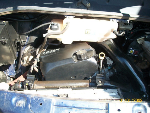sucata iveco daily 55c16 peças motor cambio diferencial