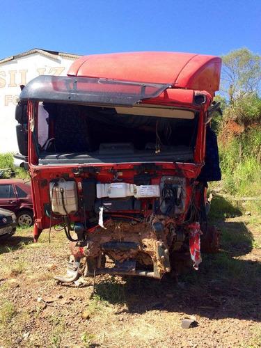 sucata iveco tector 240e25 2011 (apenas retirada de peças)