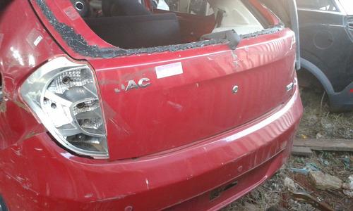 sucata jac j3 1.3 2011/12 para retirada de peças