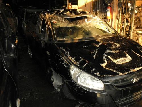 sucata jac j3 2012 pra tirar peças motor cambio suspensao