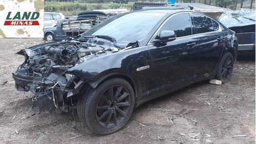 sucata jaguar xf 2.0 2014 - retirada de peças