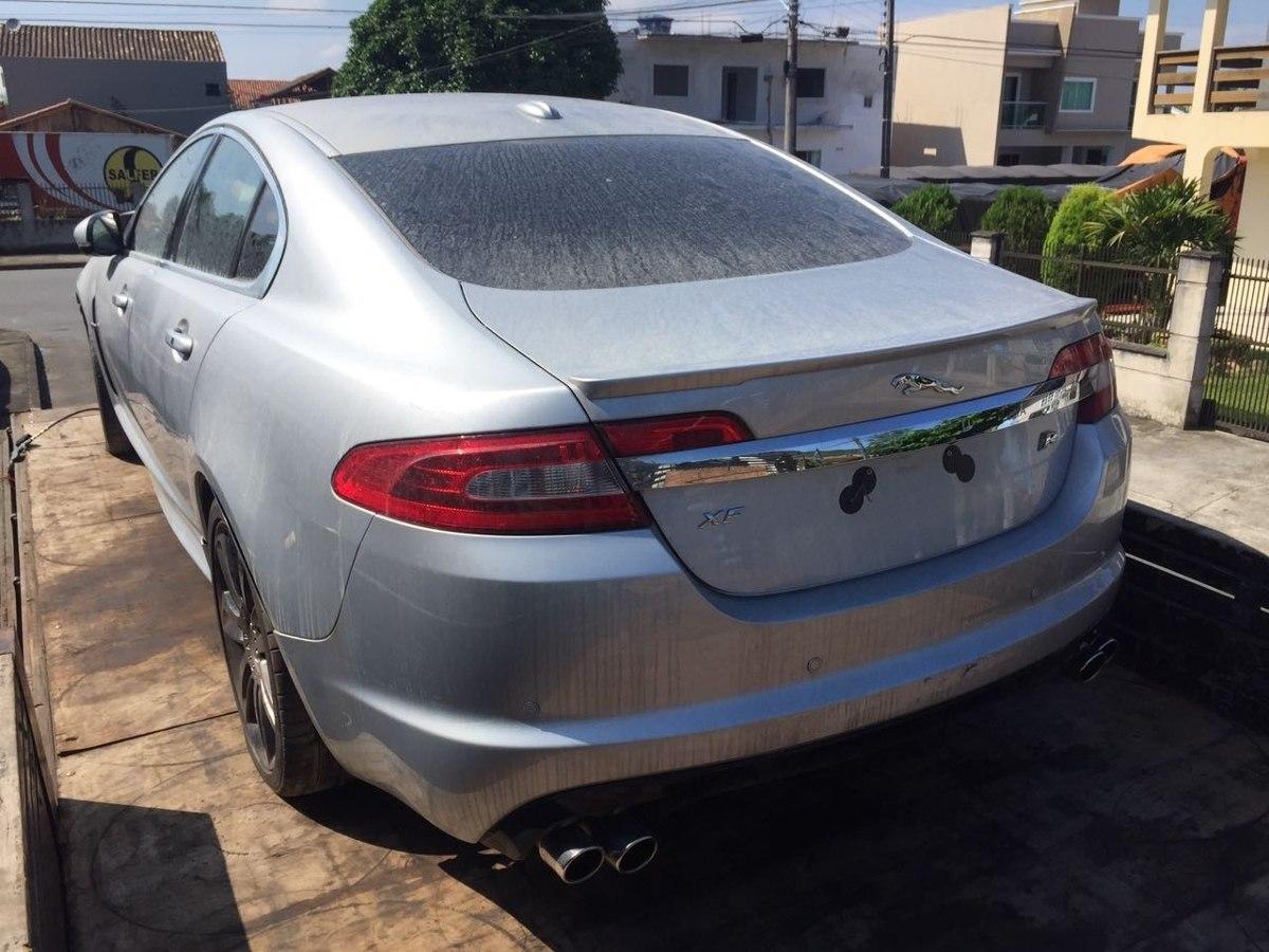 High Quality Sucata   Jaguar Xf 2010/2011 5.0 V8 Supercharged. Carregando Zoom.