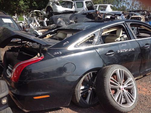 sucata jaguar xj supersport v8 2012 bartolomeu peças