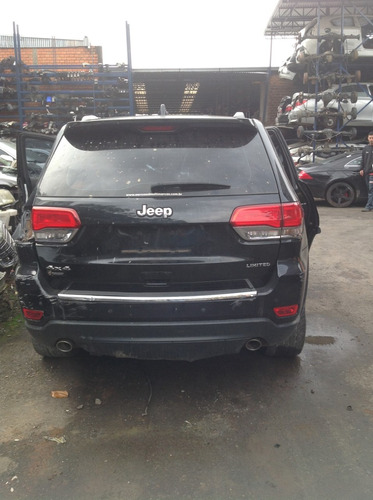 sucata jeep cherokee 3.6 2014/2014 gasolina  286 cvs