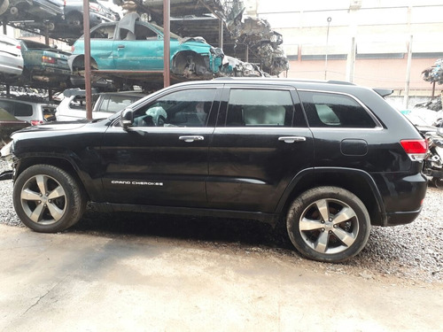 sucata jeep cherokee limited 3.6 gas 2014 retirada de peças